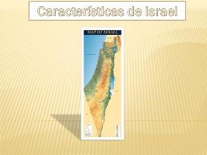 caracteristicas de Israel